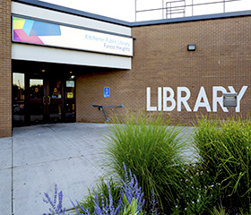 Support Community Libraries