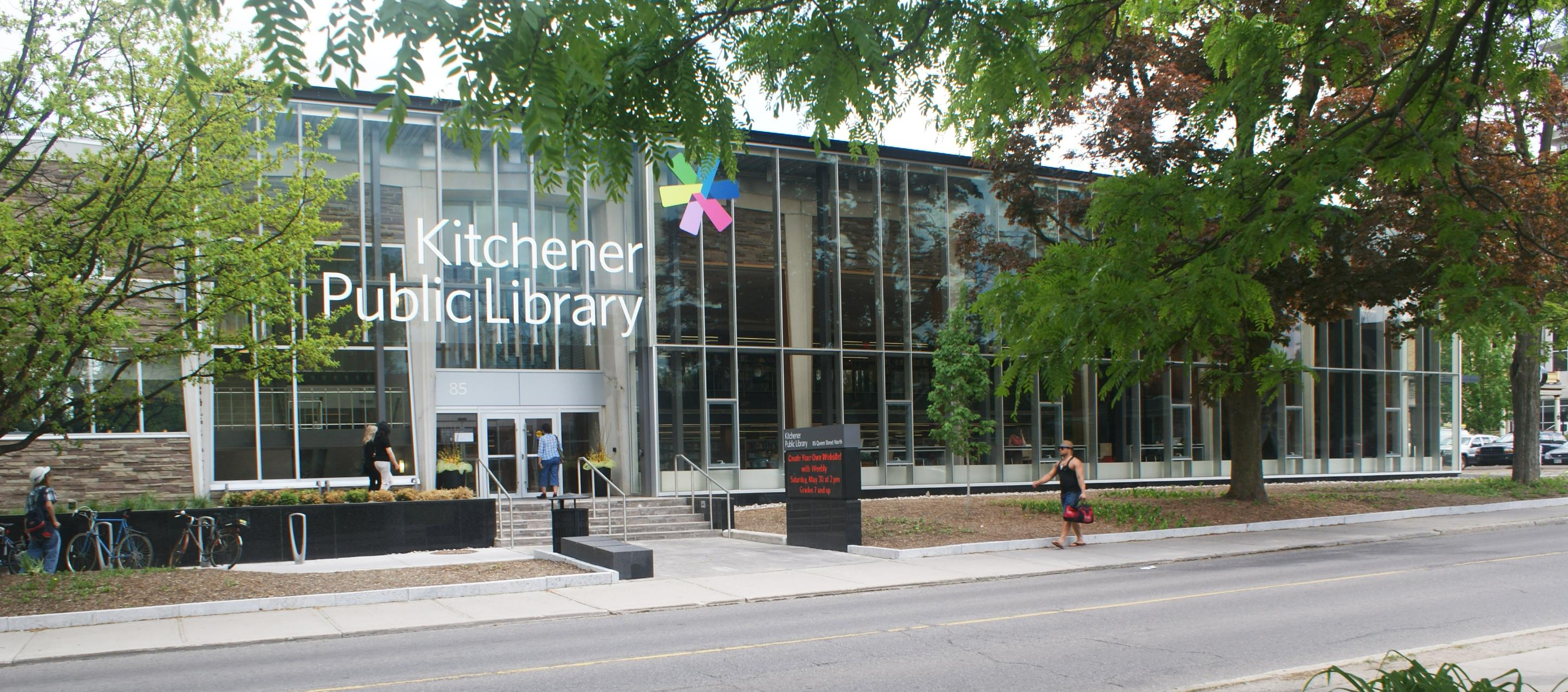 Country Hills Kitchener Library