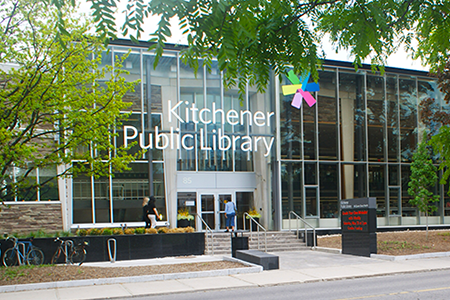 Image: Central Library