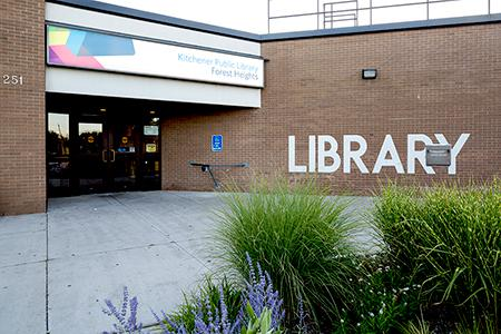 Image: Forest Heights Community Library
