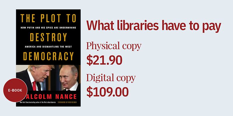 Cost difference physical to digital
