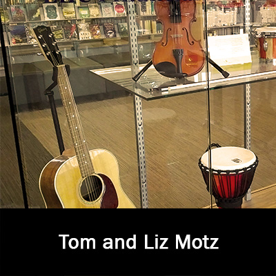 Tom and Liz Motz